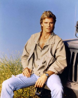 MacGyver Promo - approximately 1987